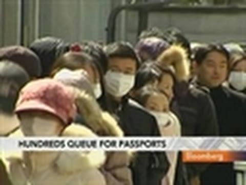 Race to Prevent Meltdown in Japan; Kan Calls Meeting