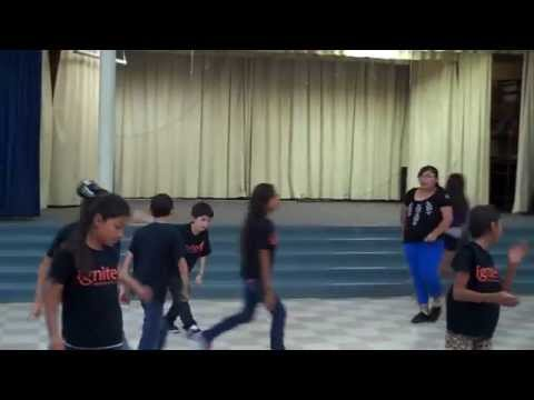 Rose Elementary School Ignite dance program dance 2