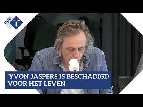 Van Roosmalen over Yvon Jaspers: 'Ze zal nooit meer kunnen schnabbelen als eerst'   NPO Radio 1