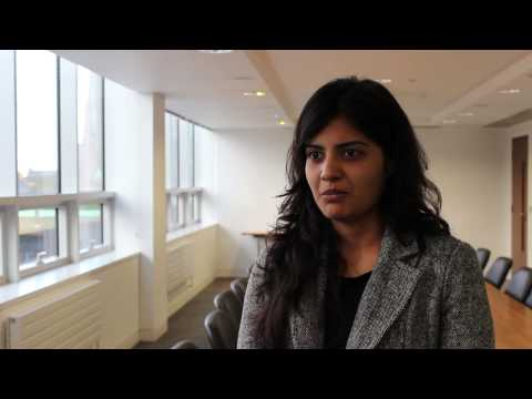 Meet our Students 2012-13: Pragya Gupta MSc Carbon Finance