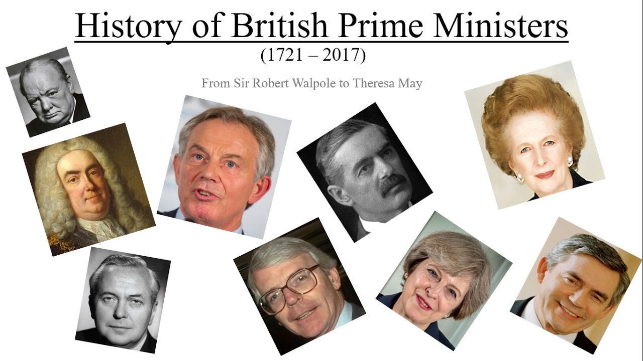 prime ministers of uk
