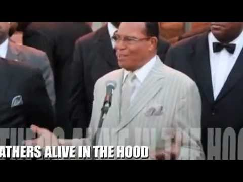 Fathers Alive In The Hood- Presents: Farrakhan in 40 projects -part 1