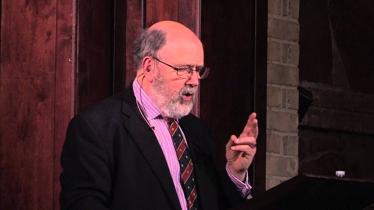 Lecture - N.T. Wright - How Paul Invented Christian Theology ...