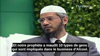 Pourquoi l'Alcool Est Interdit Dans l'Islam?-Zakir Naik