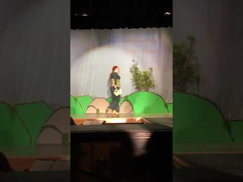 Shrek musical milton union high school 2017