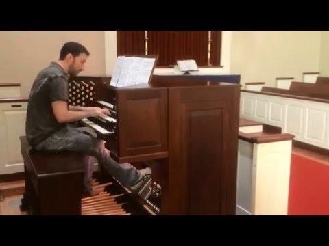 """Dudley Buck - """"Allegro moderator ma energico"""" from Sonata No. 2"""