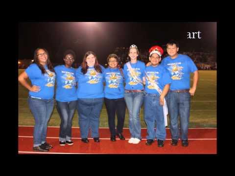 Rockdale High School Band Video 2014-2015