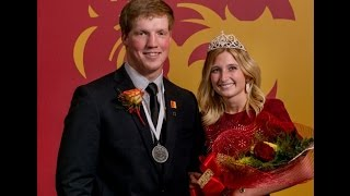 2016 Homecoming King & Queen - Pittsburg State University
