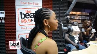 Chidinma Talks New Music, Sex Tape, Flavour, Relationship Status etc - The Beat 99.9 FM
