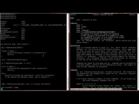 Linux Command-Line Interface (CLI) Tutorial #006 - cat, more, less