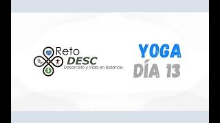 Yoga Desc día 13