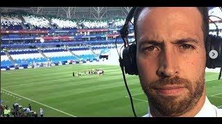 Mauricio Ymay se despide de Televisa Deportes para siempre