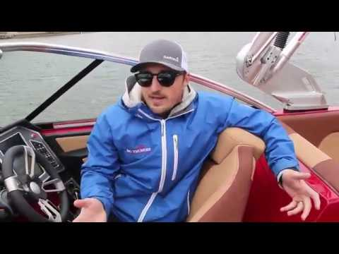 2020 Mastercraft X26 On Water Walk Through