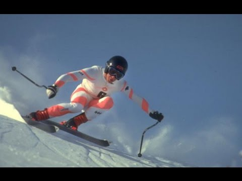 Bill Johnson Olympic downhill gold (Sarajevo 1984)