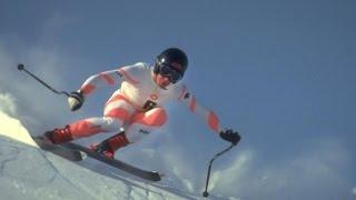 Bill Johnson Olympic downhill gold (Sarajevo 1984)