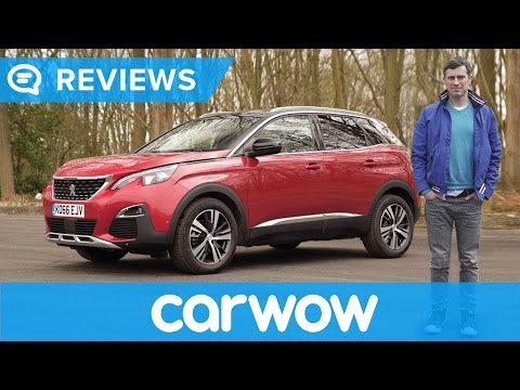 Peugeot 3008 SUV 2018 in depth review Mat Watson Reviews