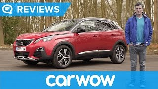 Peugeot 3008 SUV 2018 in-depth review | Mat Watson Reviews
