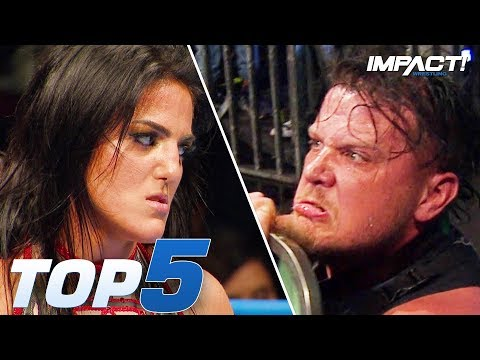 Top 5 Must-See Moments from IMPACT Wrestling for Sep 13, 2019 | IMPACT! Highlights Sep 13, 2019