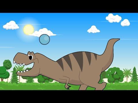 ไดโนเสาร์ การ์ตูน Ep2 ตอน ไดโนเสาร์เจ้าเล่ห์