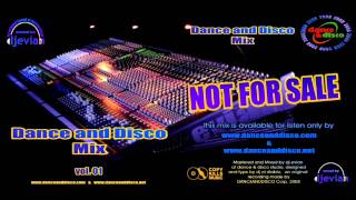 Dj Evian Dance and Disco Mix 2008
