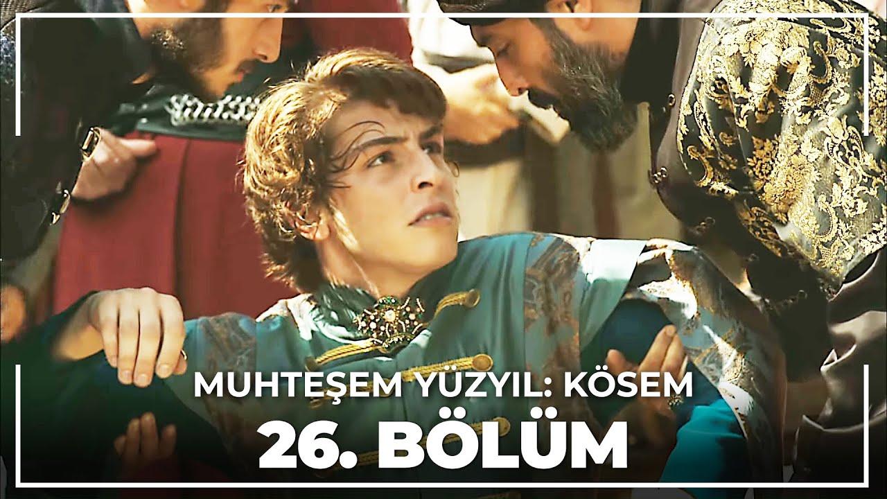 Muhteşem Yüzyıl Kösem 26.Bölüm (HD)