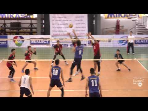 """การแข่งขันวอลเลย์บอล """"ซีเล็คทูน่า"""" 21-042015"""