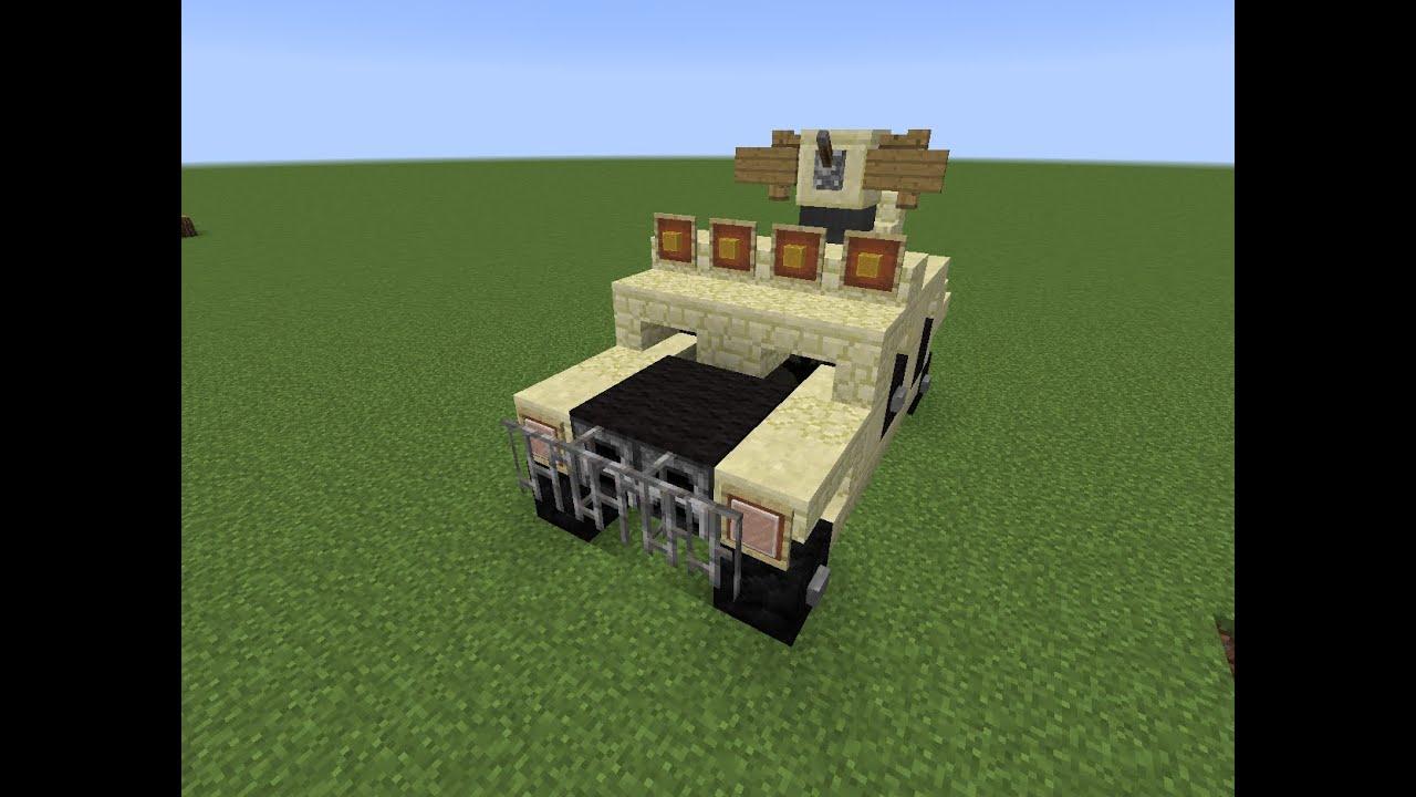 batiment militaire minecraft