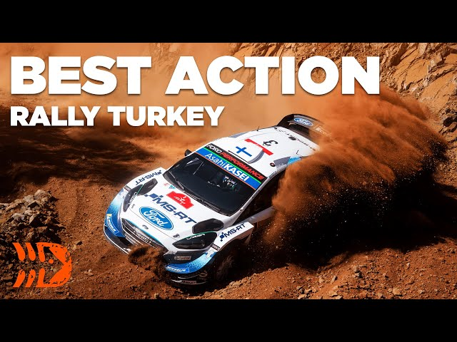 Best of Rally Turkey 2020 | Action, Max Attack, Pure Sound