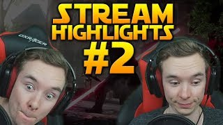 LOOK AT THAT DAMAGE - Battlefront 2 Stream Highlights #2