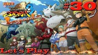 Naruto Storm 3 Walkthrough - Part 30 Darui vs Ginkaku and Kinkaku