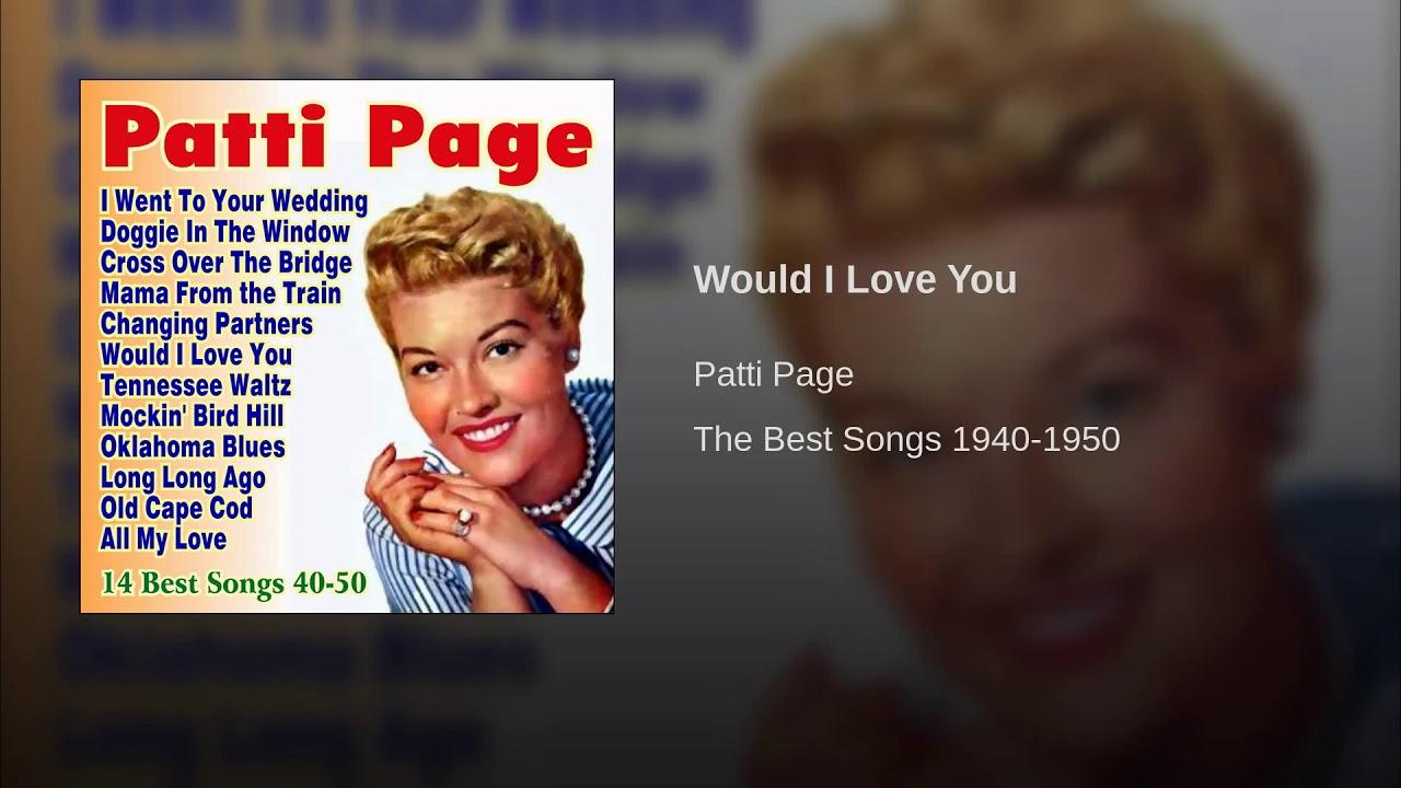 Would I Love You (Love You, Love You) / Mucho, mucho, mucho (Es que