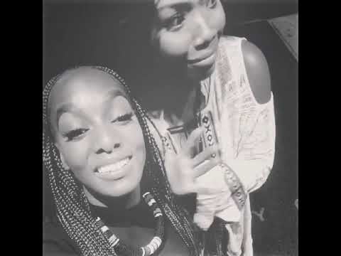 Brandy and Joi Starr singing
