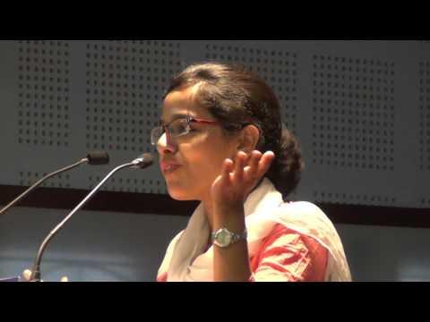 """Criminalising dissent: Society and campus democracy."" - Deboshree, Student activist,"