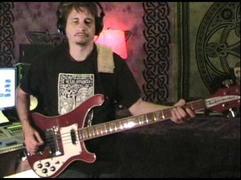 YES  Siberian Khatru bass cover mp3