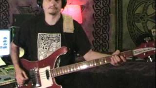 YES  Siberian Khatru bass cover