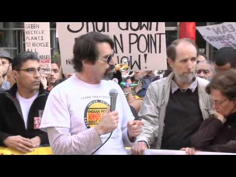 People Speak Truth To Power - Indian Point Rally - Part 1