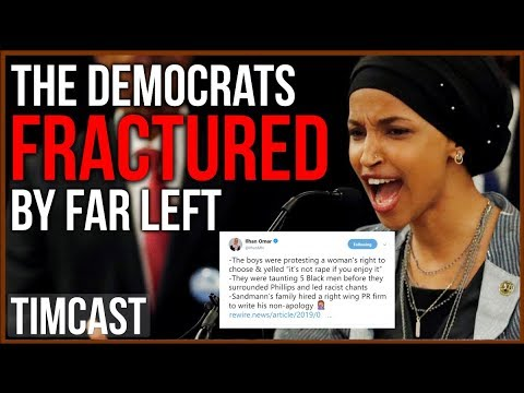 Democratic Party Has Been Fractured By Far Left Extremists