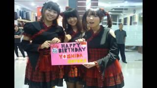 Video message to Yoshida Soyoka from Indonesian Sakura Gakuin fans....