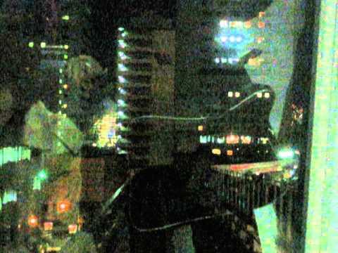 ゆりかもめ東京臨海新交通臨海線前面展望新橋行き日の出~竹芝[夜景]