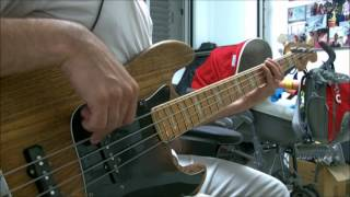 Queen - Death on Two Legs (Dedicated to...), Lazing on a Sunday Afternoon - Bass (100th. Video)