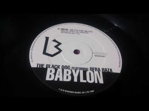 The Black DogFeaturingOfra Haza- Babylon(Nine Inch Nimrod)