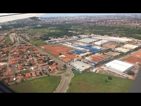 Fascinante. Viaje pelo Voo 3457 Brasília x Goiânia em uma viagem incrível.