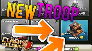 Clash of Clans - New Barracks Visual Leaked - Clash of Clans 2016 Leaked Update Barracks