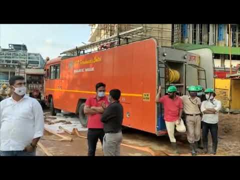 Fire break out in MSEZ | ಮಂಗಳೂರು SEZ ಕೈಗಾರಿಕಾ ಘಟಕದಲ್ಲಿ ಭಾರೀ ದುರಂತ: ಜನಪ್ರತಿನಿಧಿಗಳು, ಅಧಿಕಾರಿಗಳ ಭೇಟಿ