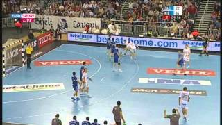 EHF CL: Croatia Zagreb vs. THW Kiel