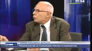 DR. TOMÁS SANABRIA BORJAS (Cardiólogo, Presidente de la Fundación Proyecto Maniapure)