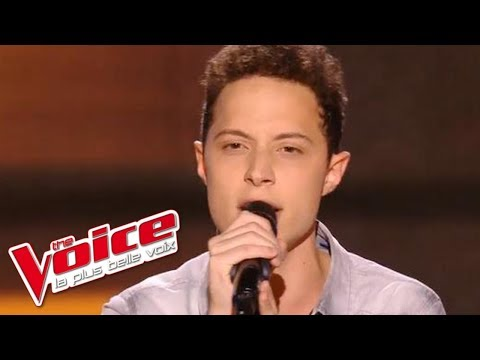 Maroon 5 – This Love | Raphaël Perez | The Voice France 2016 | Blind Audition