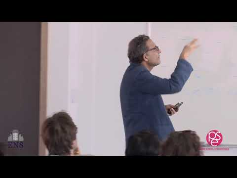 Macro Development Economics part.3 - Abhijit Banerjee (1/2)