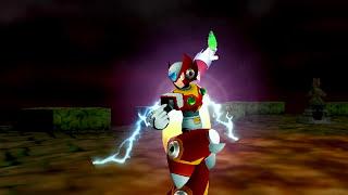 Zero's Final Smash - MegaMan X - SSBB Hacks