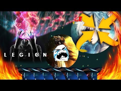 YING IS BACK // LEGION Epic Gameplay // Popsplit // Gluesplit
